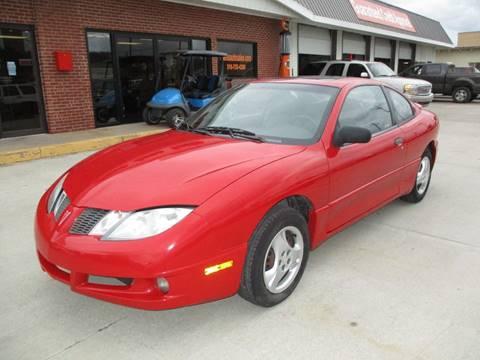 2005 Pontiac Sunfire for sale at Eden's Auto Sales in Valley Center KS