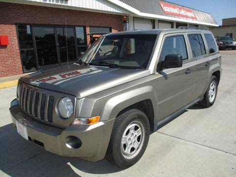 2007 Jeep Patriot for sale at Eden's Auto Sales in Valley Center KS