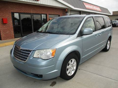 2008 Chrysler Town and Country for sale at Eden's Auto Sales in Valley Center KS