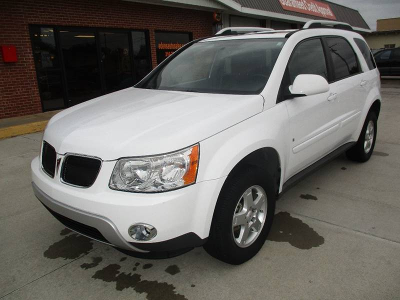 2008 Pontiac Torrent for sale at Eden's Auto Sales in Valley Center KS