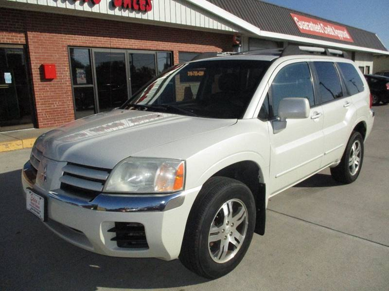 2004 Mitsubishi Endeavor for sale at Eden's Auto Sales in Valley Center KS