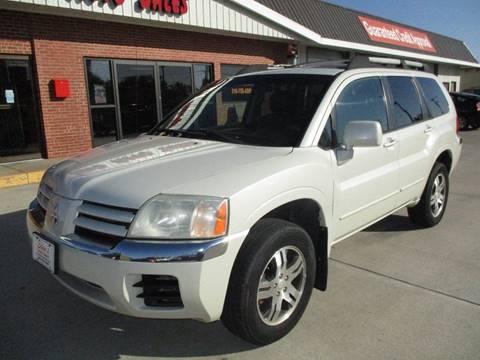 2004 Mitsubishi Endeavor for sale in Valley Center, KS