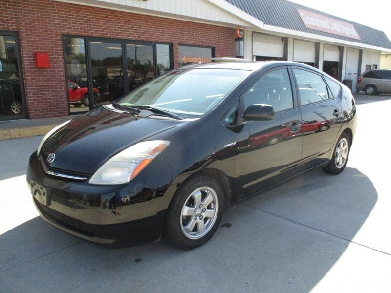 2008 Toyota Prius for sale at Eden's Auto Sales in Valley Center KS