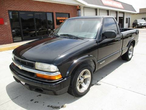 2003 Chevrolet S-10 for sale at Eden's Auto Sales in Valley Center KS