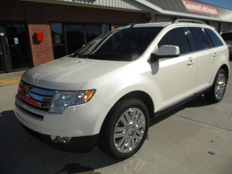 2008 Ford Edge for sale at Eden's Auto Sales in Valley Center KS