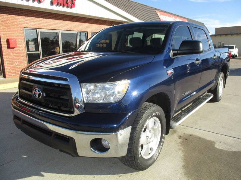 2010 Toyota Tundra for sale at Eden's Auto Sales in Valley Center KS