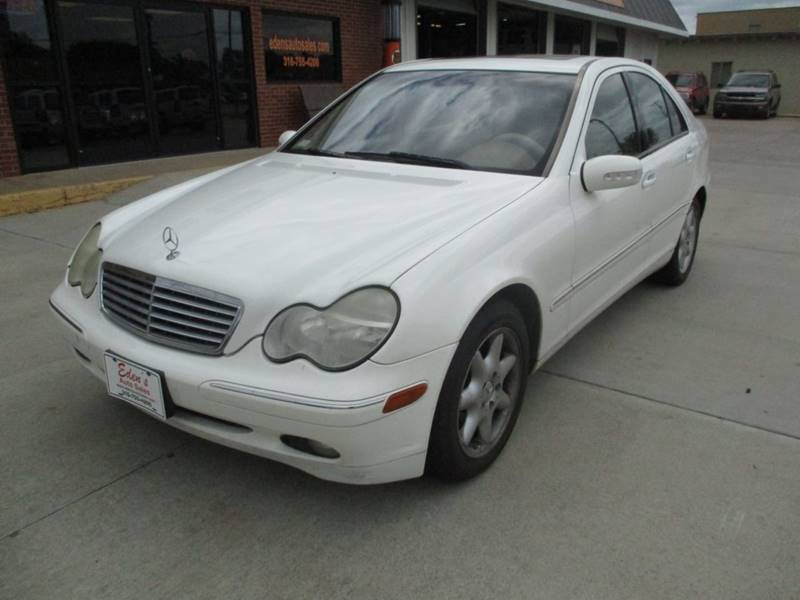 2004 Mercedes Benz C Class For Sale At Edenu0027s Auto Sales In Valley Center