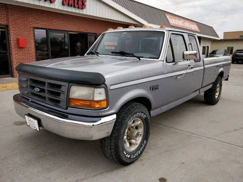 1996 ford f250 specs