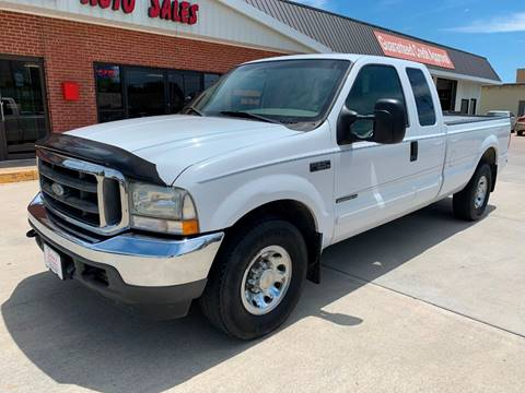 2002 Ford F-250 Super Duty for sale in Valley Center, KS