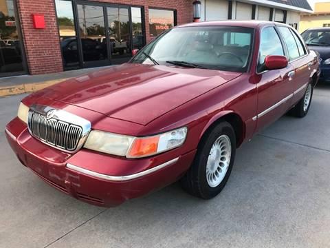 Used 2000 Mercury Grand Marquis For Sale in Wauregan, CT