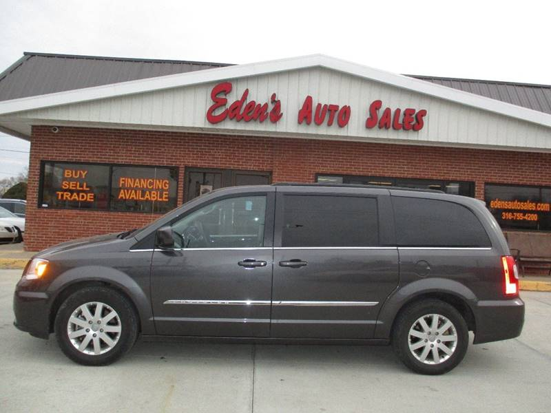 2016 chrysler town and country touring 4dr mini van in valley center. Cars Review. Best American Auto & Cars Review
