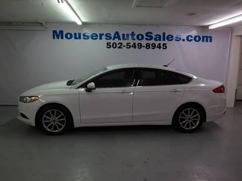 2017 Ford Fusion for sale in New Haven, KY