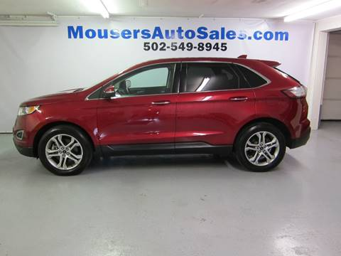 2016 Ford Edge for sale in New Haven, KY