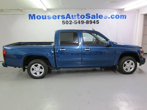 2011 Chevrolet Colorado for sale in New Haven, KY