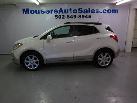 2015 Buick Encore for sale in New Haven, KY