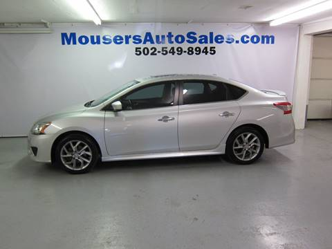 2013 Nissan Sentra for sale in New Haven, KY