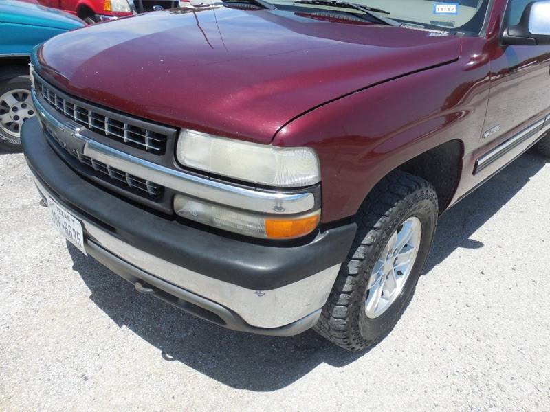 2002 Chevrolet Silverado 1500 for sale at OTTO'S AUTO SALES in Gainesville TX