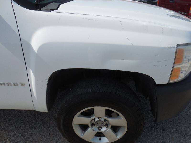 2007 Chevrolet Silverado 1500 for sale at OTTO'S AUTO SALES in Gainesville TX