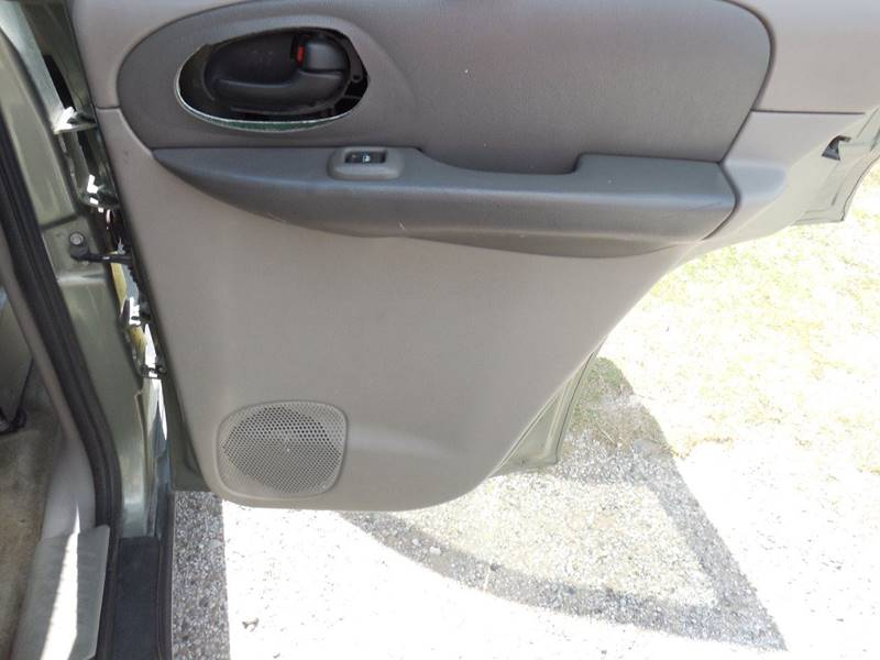 2003 Chevrolet TrailBlazer for sale at OTTO'S AUTO SALES in Gainesville TX