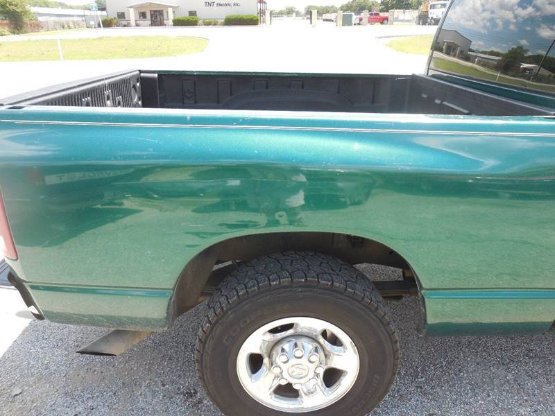 2004 Dodge Ram Pickup 2500 for sale at OTTO'S AUTO SALES in Gainesville TX