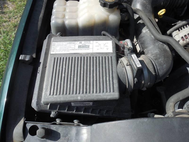 2002 Chevrolet Silverado 1500 for sale at OTTO'S AUTO SALES in Gainesville TX