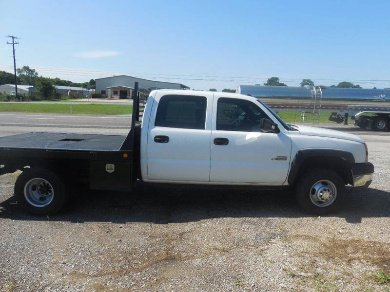 2006 Chevrolet C/K 3500 Series for sale at OTTO'S AUTO SALES in Gainesville TX