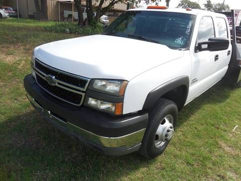 2006 Chevrolet C/K 3500 Series for sale in Gainesville, TX