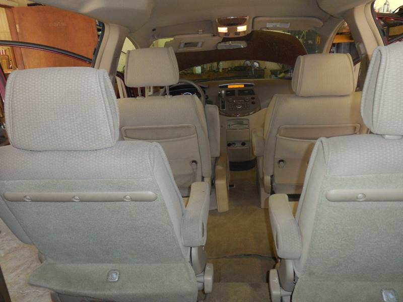 2009 Nissan Quest for sale at OTTO'S AUTO SALES in Gainesville TX