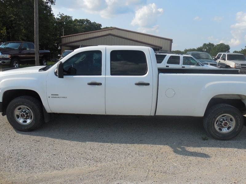 2008 GMC Sierra 2500HD for sale at OTTO'S AUTO SALES in Gainesville TX