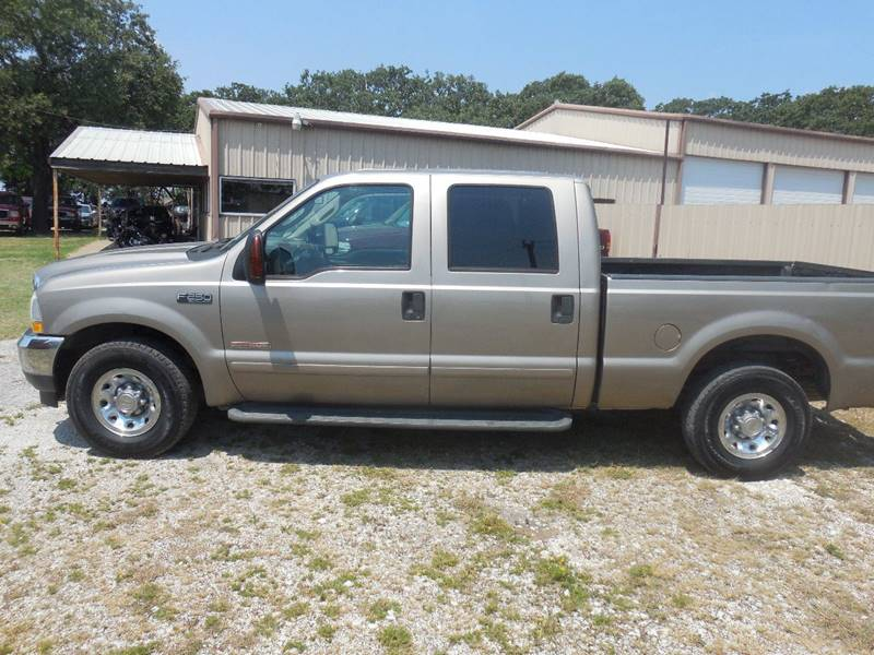 2003 Ford F-250 Super Duty for sale at OTTO'S AUTO SALES in Gainesville TX