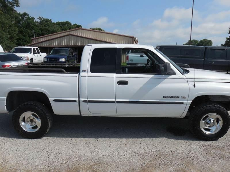 1998 Dodge Ram Pickup 1500 for sale at OTTO'S AUTO SALES in Gainesville TX