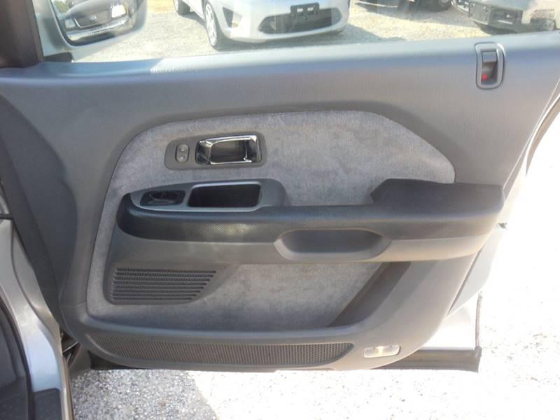2004 Honda Pilot for sale at OTTO'S AUTO SALES in Gainesville TX