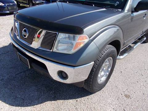 2005 Nissan Frontier for sale in Gainesville, TX