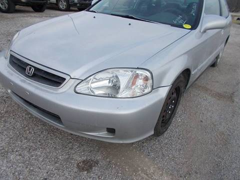 1999 Honda Civic for sale in Gainesville, TX