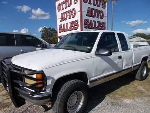 1997 GMC Sierra 1500 for sale in Gainesville, TX