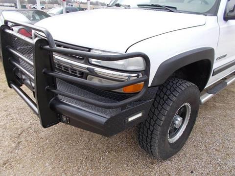2001 Chevrolet Silverado 1500HD for sale in Gainesville, TX