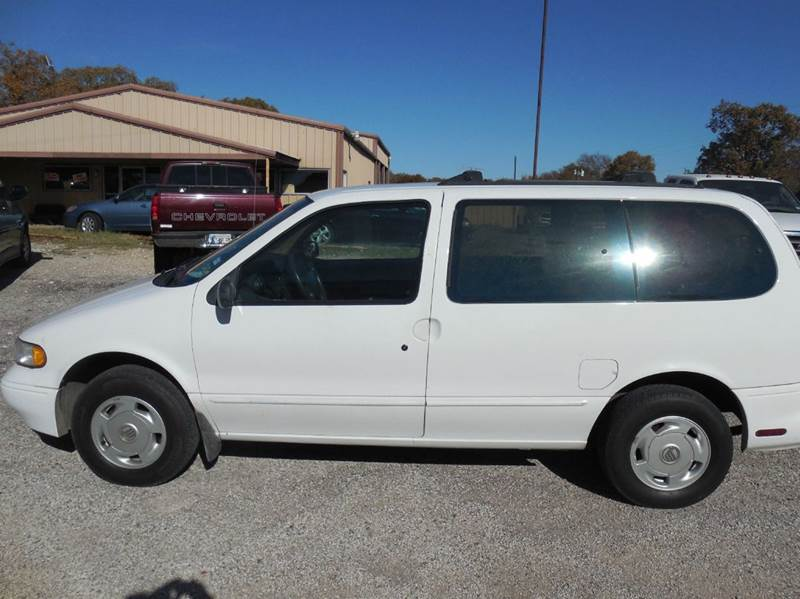 1996 Mercury Villager for sale at OTTO'S AUTO SALES in Gainesville TX