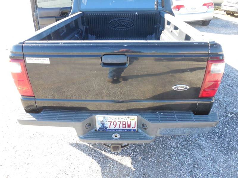2001 Ford Ranger for sale at OTTO'S AUTO SALES in Gainesville TX