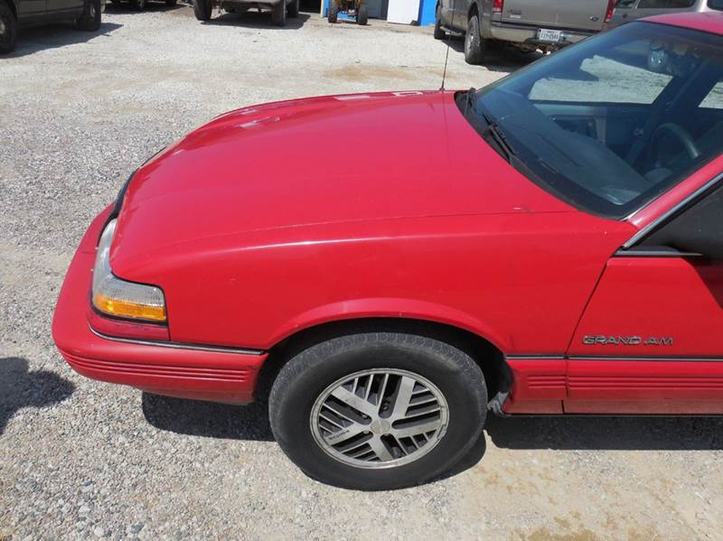 1991 Pontiac Grand Am for sale at OTTO'S AUTO SALES in Gainesville TX