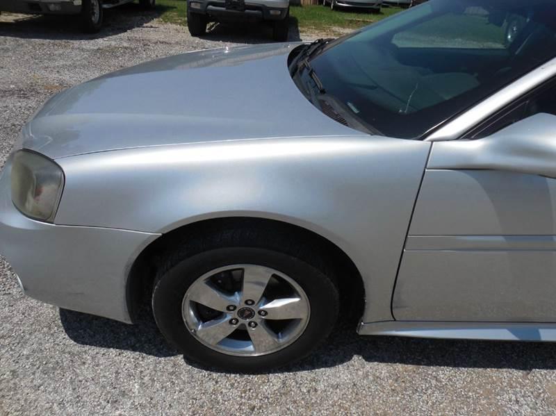 2005 Pontiac Grand Prix for sale at OTTO'S AUTO SALES in Gainesville TX