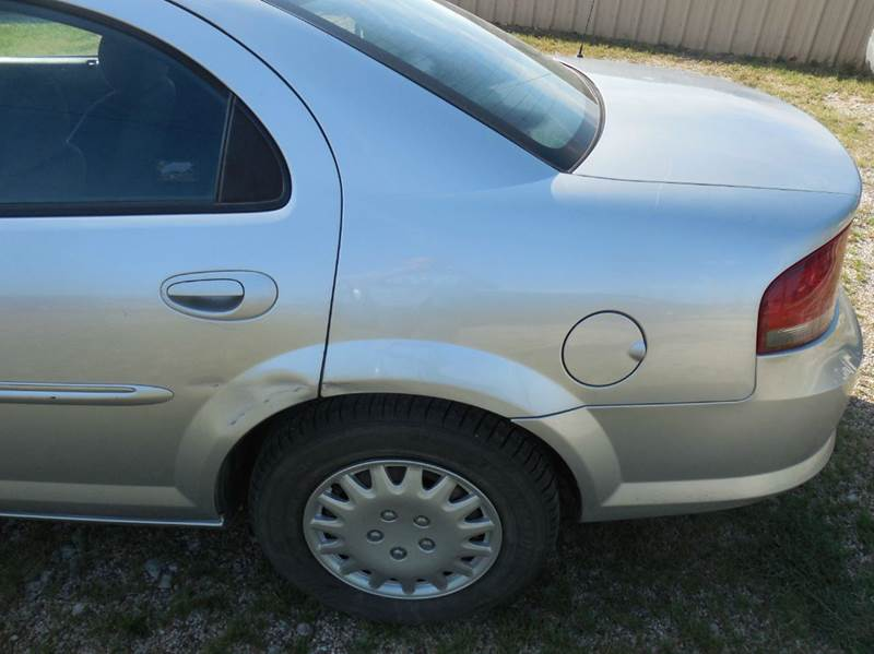 2001 Chrysler Sebring for sale at OTTO'S AUTO SALES in Gainesville TX