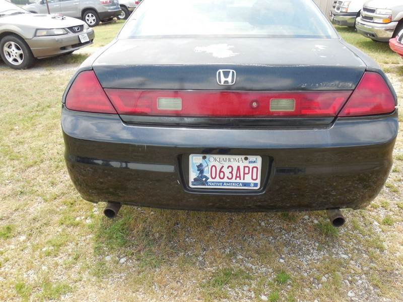 2002 Honda Accord for sale at OTTO'S AUTO SALES in Gainesville TX