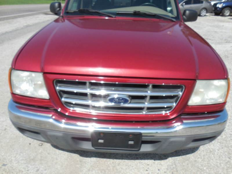 2003 Ford Ranger for sale at OTTO'S AUTO SALES in Gainesville TX