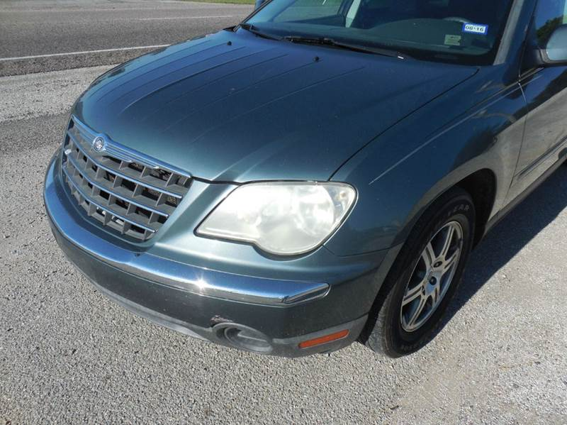 2007 Chrysler Pacifica for sale at OTTO'S AUTO SALES in Gainesville TX
