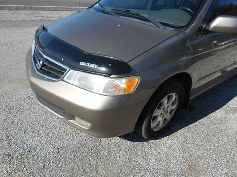 2003 Honda Odyssey for sale at OTTO'S AUTO SALES in Gainesville TX