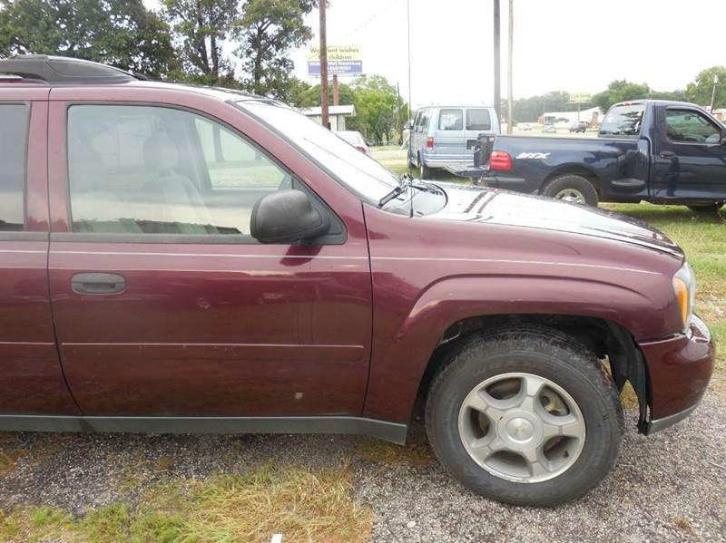 2006 Chevrolet TrailBlazer EXT for sale at OTTO'S AUTO SALES in Gainesville TX