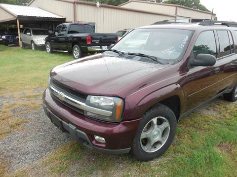2006 chevrolet trailblazer ext for sale in texas for Hayes motors lubbock tx