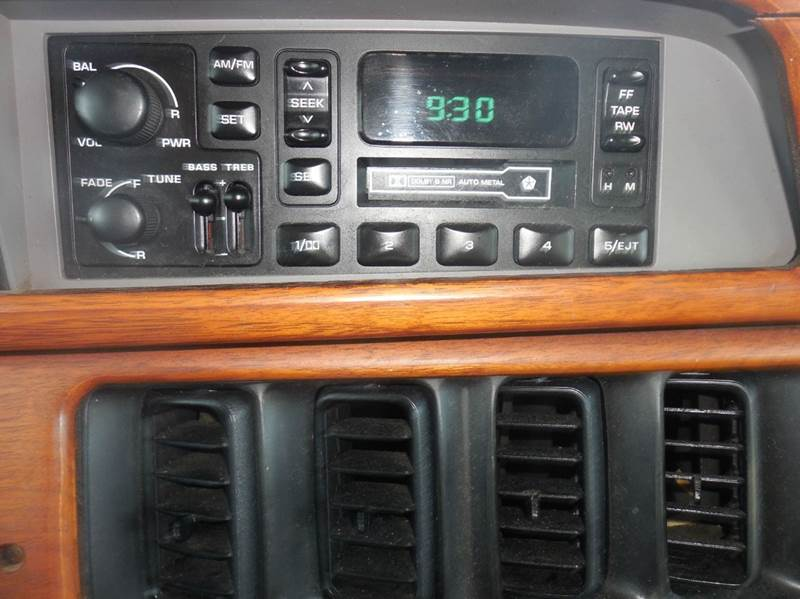 1997 Dodge Ram Wagon for sale at OTTO'S AUTO SALES in Gainesville TX