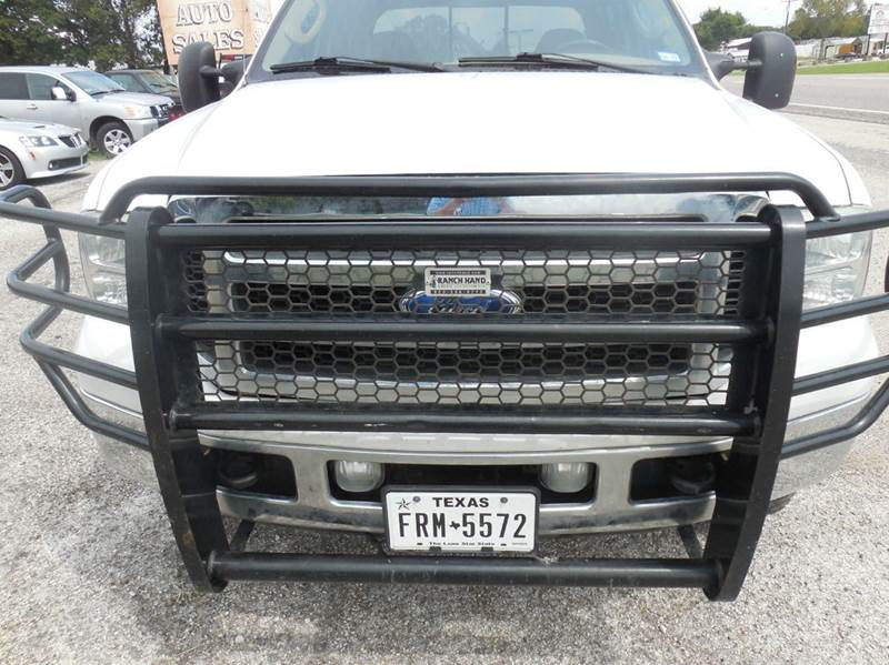 2005 Ford F-250 Super Duty for sale at OTTO'S AUTO SALES in Gainesville TX