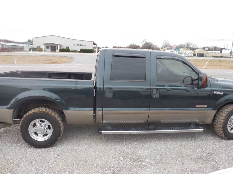 2004 Ford F-250 Super Duty for sale at OTTO'S AUTO SALES in Gainesville TX